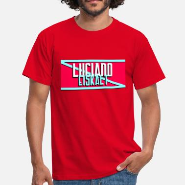 Luciano Luciano glacé - T-shirt Homme