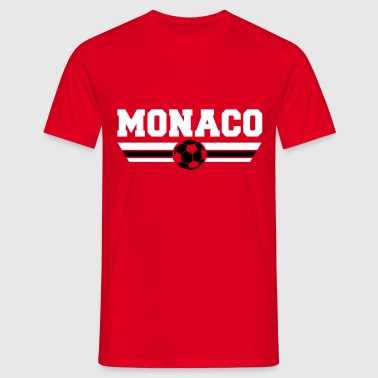 Monaco Football Club - T-shirt Homme