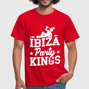 Ibiza Party Kings - Men's T-Shirt