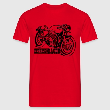Expresso Racer - T-shirt Homme