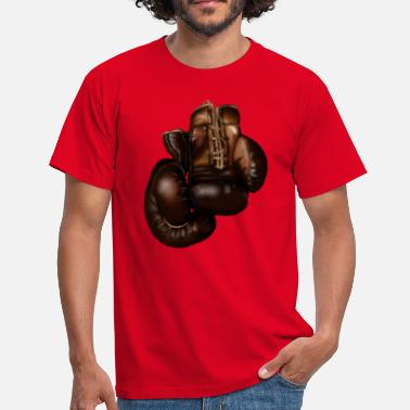 Boxing Gloves Boxing gloves - Mannen T-shirt