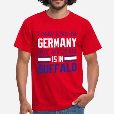 Buffalo Bills Buffalo - Männer T-Shirt
