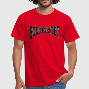 Solidarity (swe) - T-shirt herr