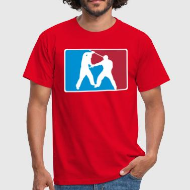Arnis Logo Direct - Men's T-Shirt