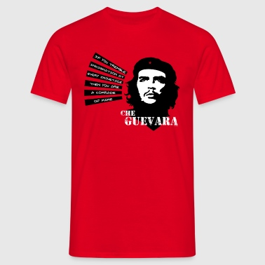 Che Guevara If you tremble with Indignation Wome - Men's T-Shirt