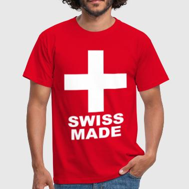 swiss made design - T-shirt Homme