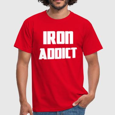 Iron - Men's T-Shirt