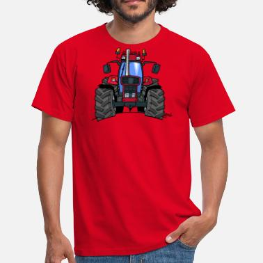 Red Tractor 340 Red Tractor - T-shirt Homme
