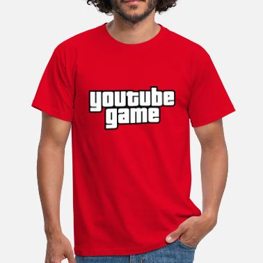 989fbba7f00e1e T-shirts Youtube Game à commander en ligne | Spreadshirt