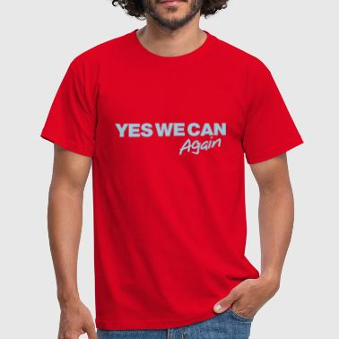 Yes we can again - T-shirt Homme