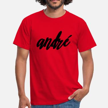 Andres andré - T-shirt Homme