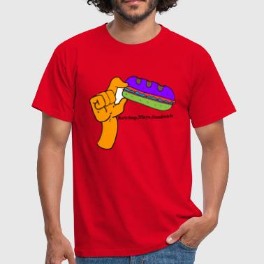 sandwich - Men's T-Shirt