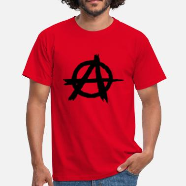 Punk Anarchy Anarchy Anarchist Punk - Men's T-Shirt