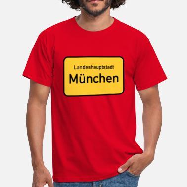 munchen motiv munchen manner t shirt