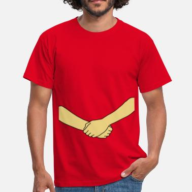 Illustration free hug (2colors) - T-shirt Homme