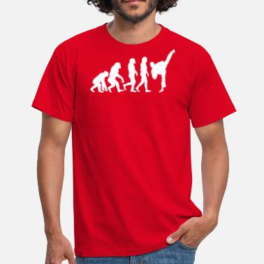 Evolution Martial Arts ++ ++ Martial Arts Evolution - Men's T-Shirt