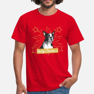 Boston Boston Terrier - Men's T-Shirt