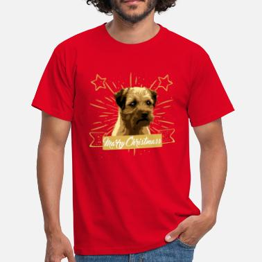 Border Terrier Border Terrier - Men's T-Shirt