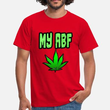 Stinginess My fab cannabis stingy saying funny shirt - Men's T-Shirt