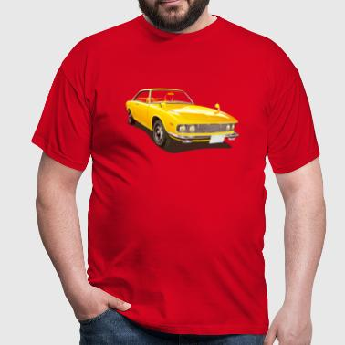 retro car - Männer T-Shirt