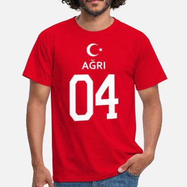 Agri Turkey Agri 04 - Men's T-Shirt