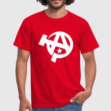 Anarchy - Mannen T-shirt