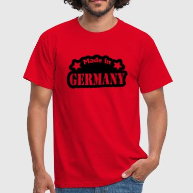 Made in Germany - T-shirt herr