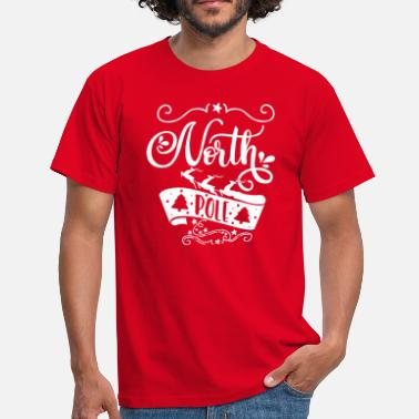Northamptonshire Kaufen North Pole white - Männer T-Shirt