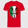 italy anonymous design - T-shirt Homme