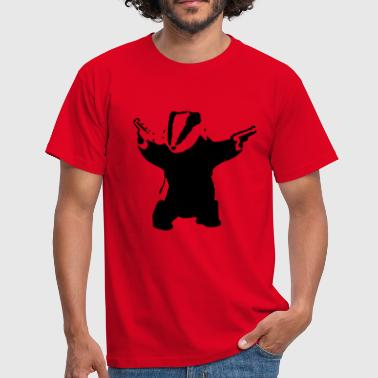 Badger Cull - Mannen T-shirt