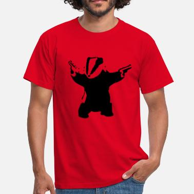 Badger Cull - T-shirt Homme