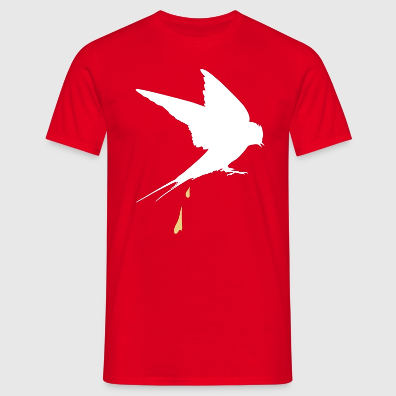 Shit end swallow  - Men's T-Shirt
