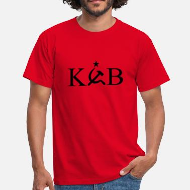 Kgb KGB - Star - Men's T-Shirt