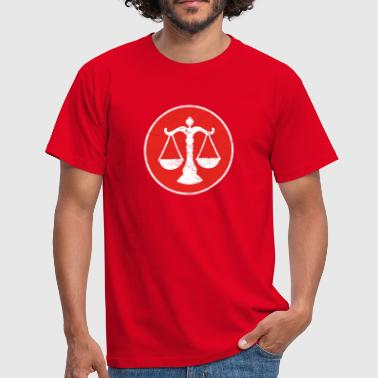 Justice Authority Gift lawyer justice justice - Men's T-Shirt