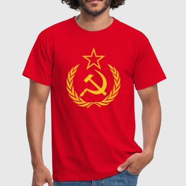 Cold War Communist Flag Cold War - Men's T-Shirt
