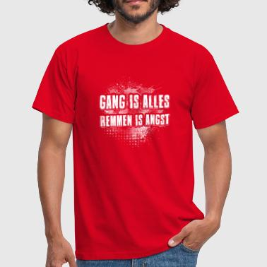 Boer Gang is alles - Mannen T-shirt