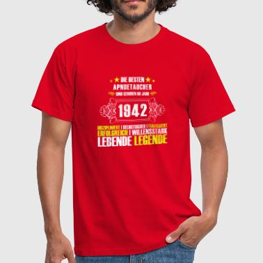 Gift for the 75th birthday for apologists - Men's T-Shirt