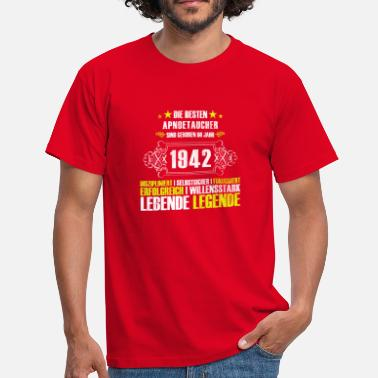 75th Birthday 75th Birthday Gift for the 75th birthday for apologists - Men's T-Shirt