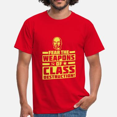 Destruction Class Destruction - Men's T-Shirt