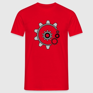 gear - Herre-T-shirt