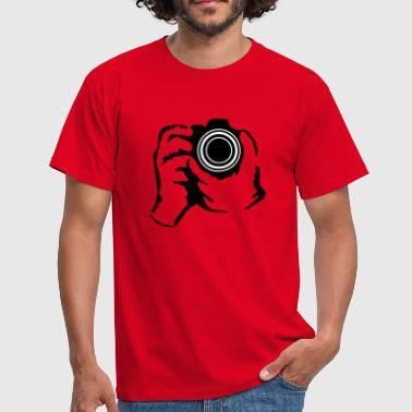 photographe - T-shirt Homme