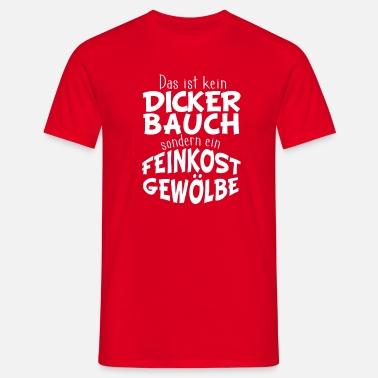 Dicker Bauch T Shirt Lustiges Spruche Shirt Manner Premium Hoodie
