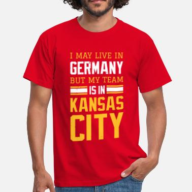 Kansas City Chiefs Kansas City - Männer T-Shirt