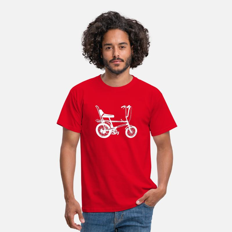 Chopper T-Shirts - Chopper - Men's T-Shirt red