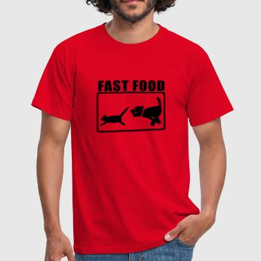 Fast-food - T-shirt Homme