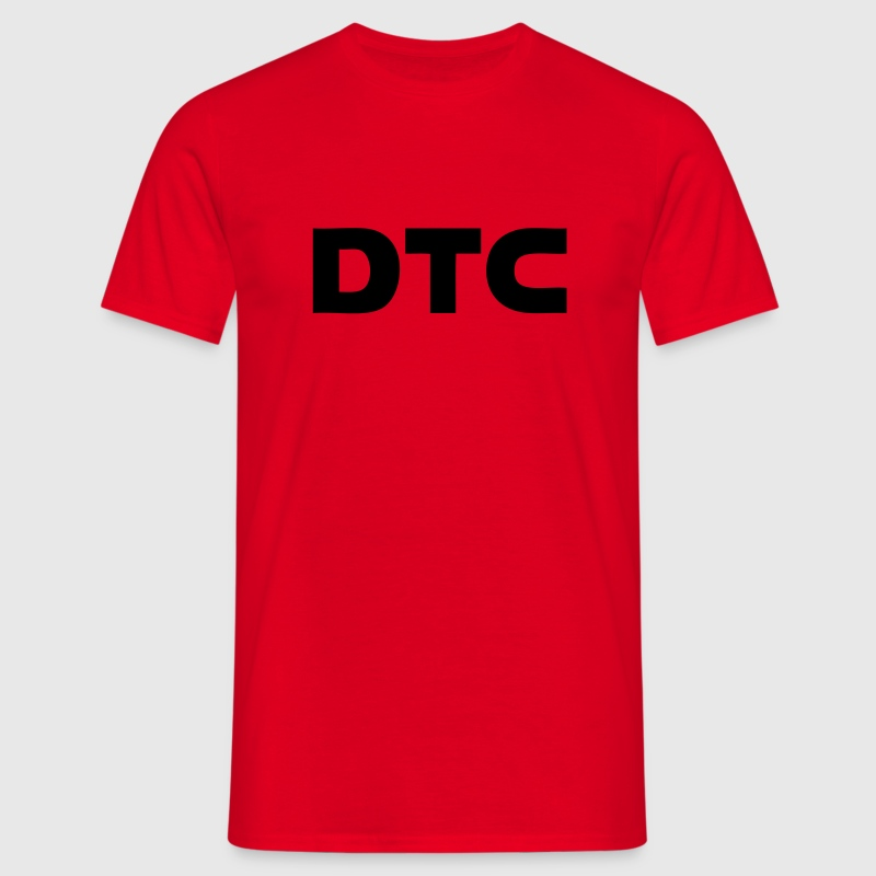 dtc - T-shirt Homme