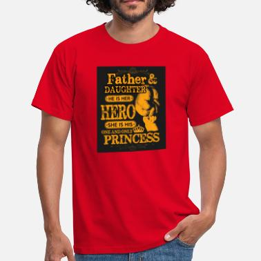Father and Daughter 2 - Männer T-Shirt