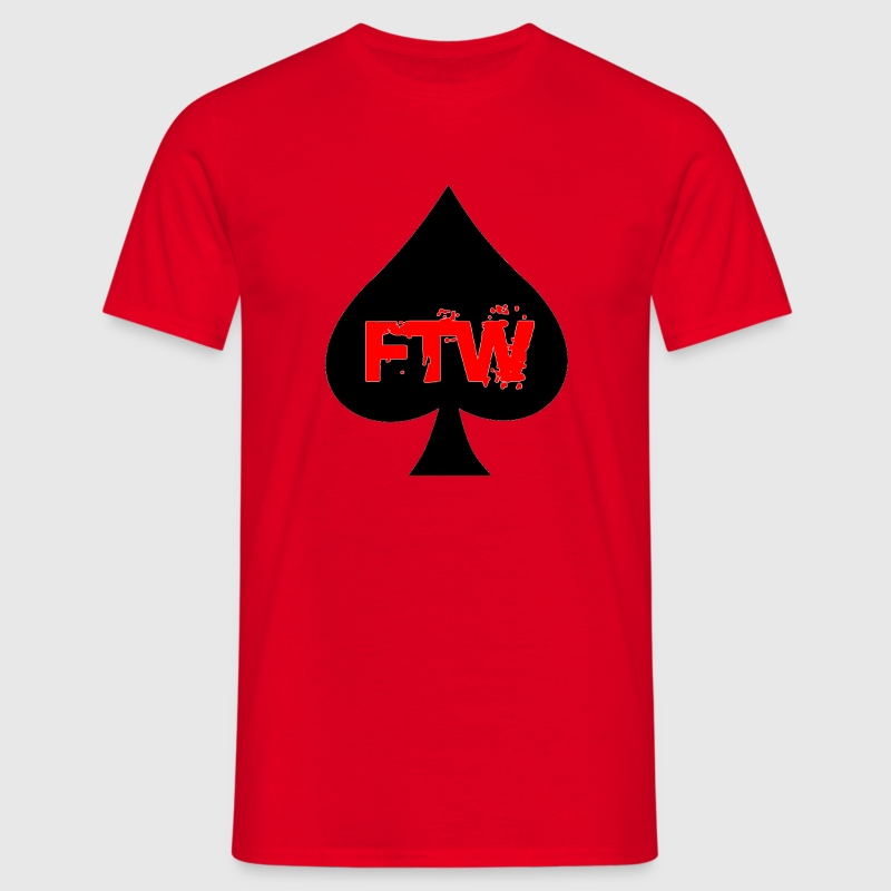 FTW card - T-shirt Homme
