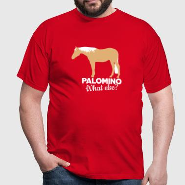 Palomino - What else? - T-shirt Homme