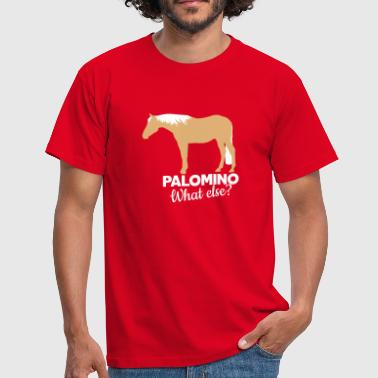 Palomino - What else? - Camiseta hombre